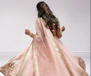 beautiful, bollywood, and dress image