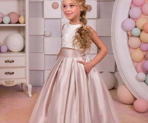 wedding party dress, flower girl dresses, and etsy image