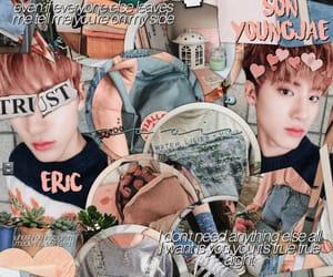 eric, the boyz, and kpop image