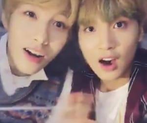 donghyuck, haechan, and renjun image