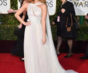 clothes, golden globe awards, and outfits image