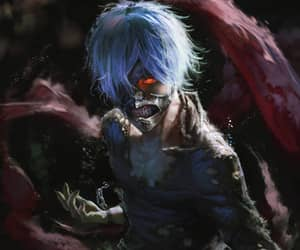 tokyo ghoul, ken kaneki, and xiaobotong image