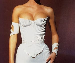 90s, dress, and Hot image