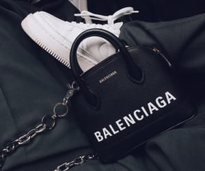 Balenciaga, nike, and shoes image