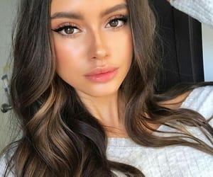 beautiful and makeup image