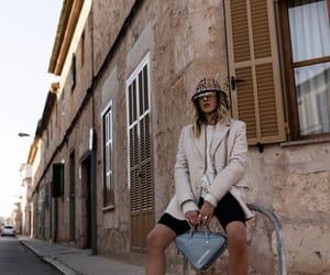 Balenciaga, look, and street style image