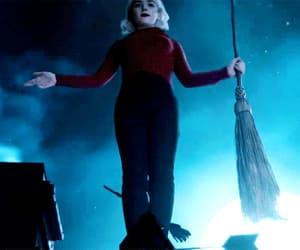 gif, harvey kinkle, and sabrina the teenage witch image