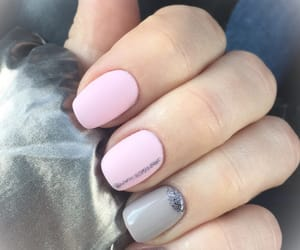 color, mate, and nails image