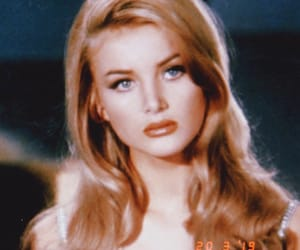 girl, vintage, and barbara bouchet image