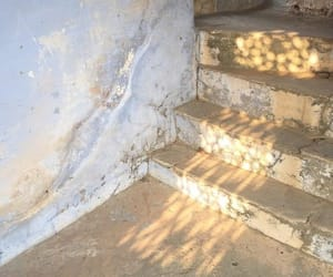 aesthetic, sun, and stairs image