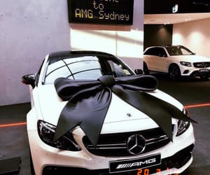 luxury, car, and gift image