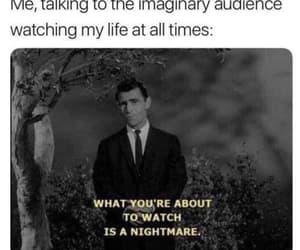 dark, depression, and sad image