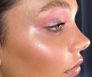 highlighter, makeup, and glow image