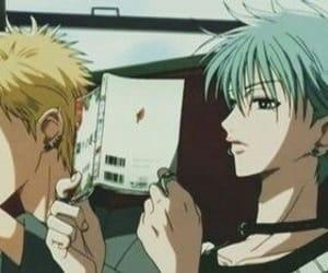 anime, cigarettes, and nobu image
