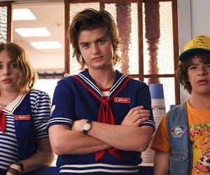 stranger things and steve harrington image