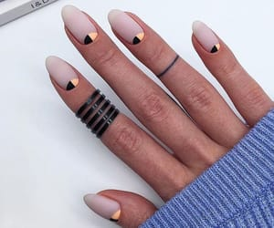nails, rings, and design image