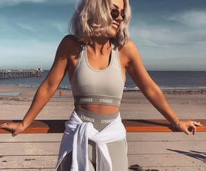 fashion and fitness image
