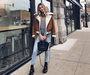 boots, fashion, and jacket image