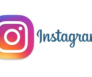 top, hashtags, and instagram image