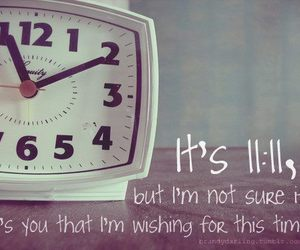 11:11, clock, and it image