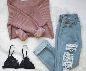 outfit, beautiful, and clothes image