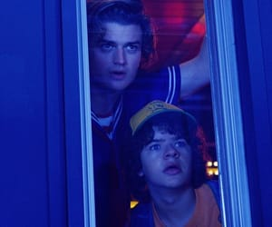 eleven, lucas, and max image