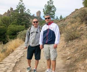 wanderung, hiking, and wandern image