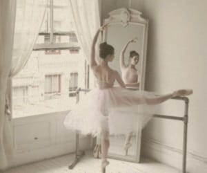 apartment, ballerina, and ballet image