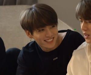 boy, bangtan, and jeon jungkook image