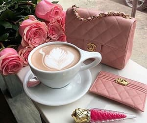 coffee, luxury, and bag image
