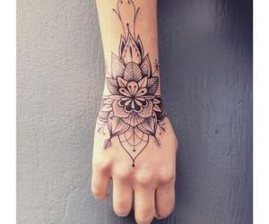 tattoo and mandala image