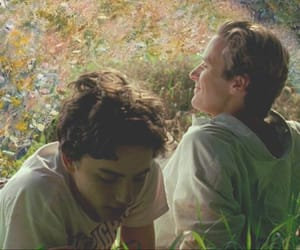 boys, lgbt, and call me by your name image
