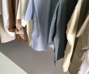 clothes, look, and rack image