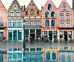 belgium and travel image