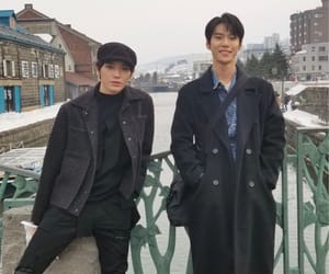 doyoung, taeyong, and nct image