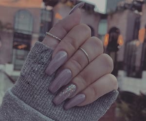 acrylic, inspiration, and nails goals image
