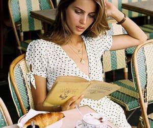 book, fashion, and girl image