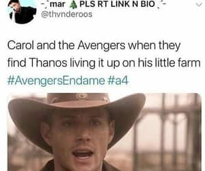 Avengers, Marvel, and meme image