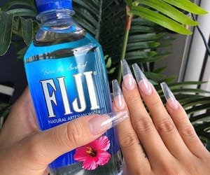nails, fiji, and aesthetic image