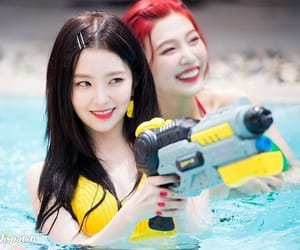 red velvet, joohyun, and irene image