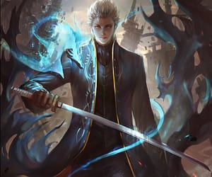 anime, devil may cry, and art image