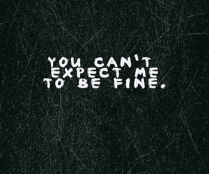 alone, broken, and depressed image