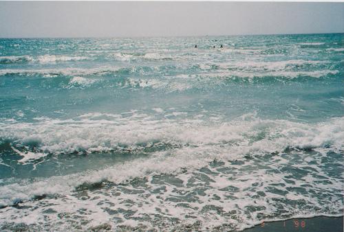90s, beach, and sand image
