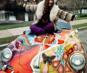 hippie, singer, and janis joplin image