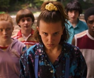 stranger things, eleven, and will byers image