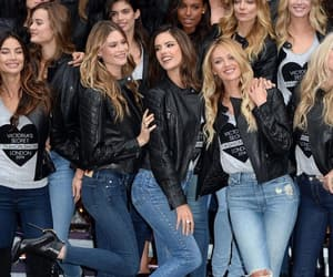 Behati Prinsloo, denim, and girls image