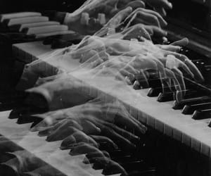 1940s, music, and piano image