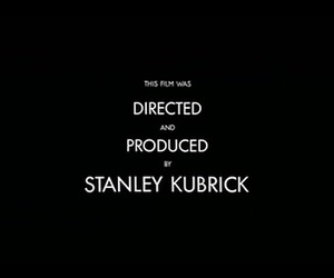 2001 a space odyssey and Stanley Kubrick image