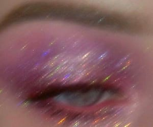 glitter, pink, and aesthetic image