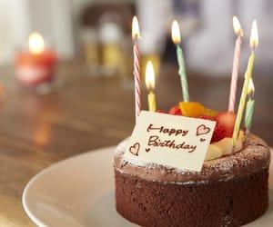 birthday, cake, and b'day image